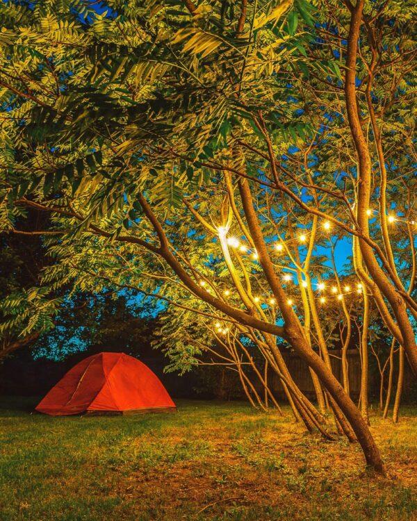 luces jardin solares led
